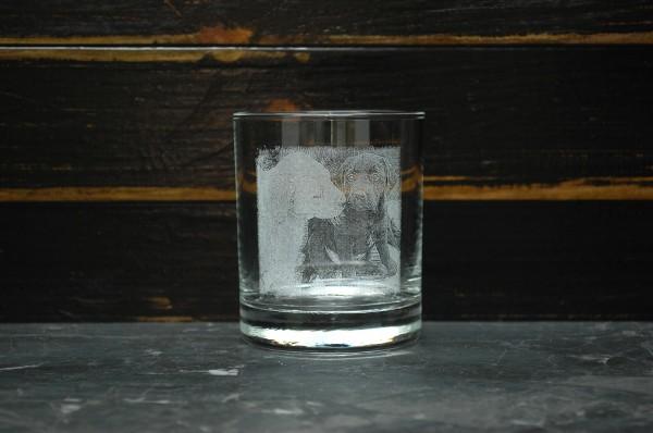 Gravur Whiskyglas