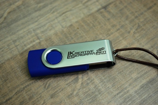 Gravur auf Ihren USB-Stick Kundenmaterial